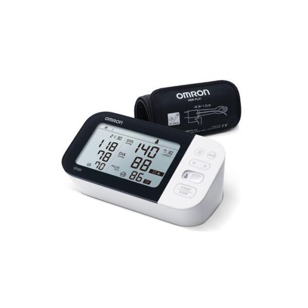 Monitor de Pressão Arterial M7 Intelli IT OMRON - Ref.ª HEM-7361T-EBK