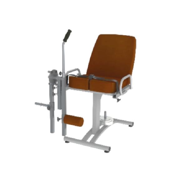 Cadeira Fisioterapia Quadricipede - Ref.ª 10.FI.5067