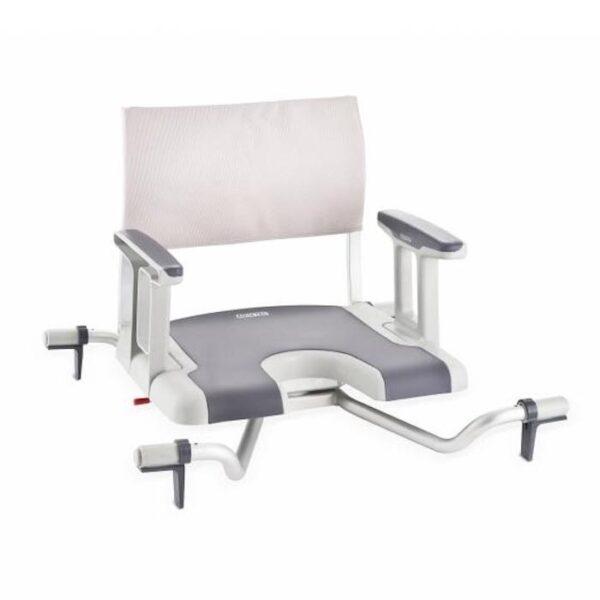 Cadeira de Banho Giratória Aquatec Sorrento Invacare