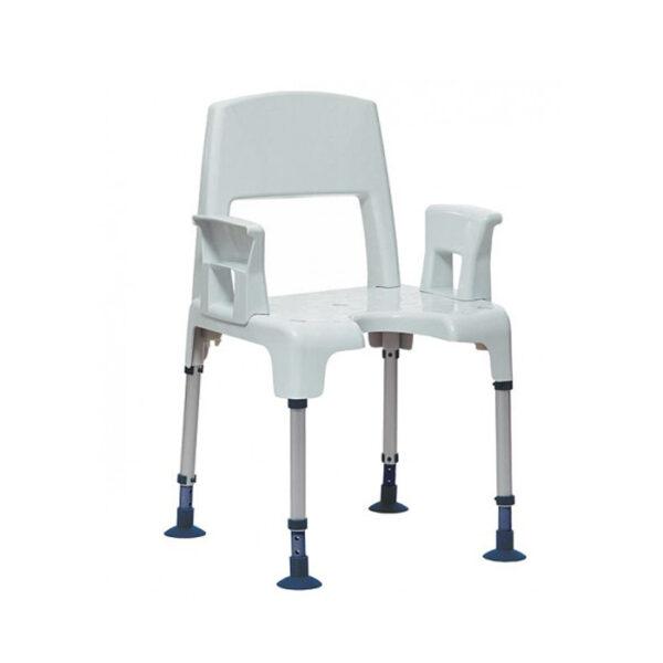 Cadeira Sanitária Aquatec Pico Invacare - Ref.ª 9.22.001