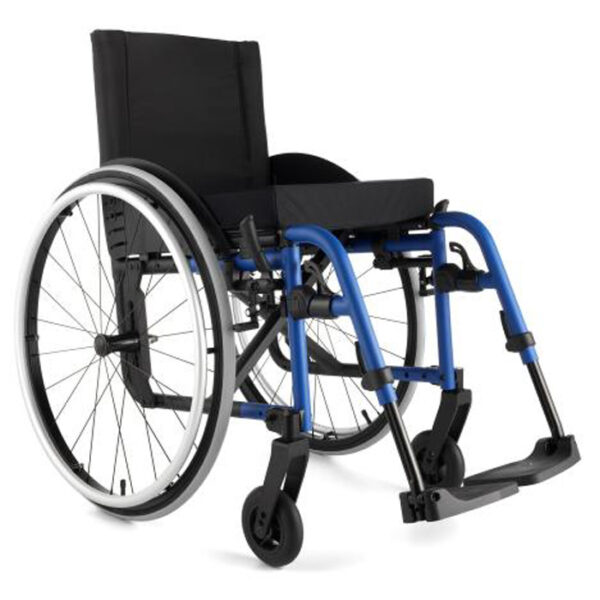 Cadeira de rodas ativa Küschall Compact Attract
