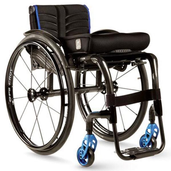 Cadeira de rodas rígida Quickie Krypton R