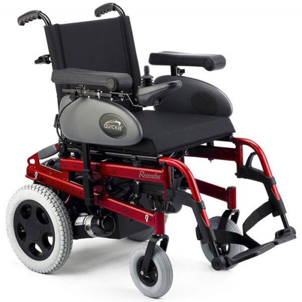Cadeira de rodas elétrica Quickie Rumba