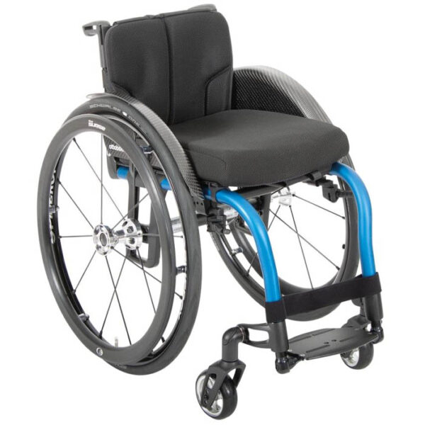 Cadeira de rodas Zenit R Ottobock.