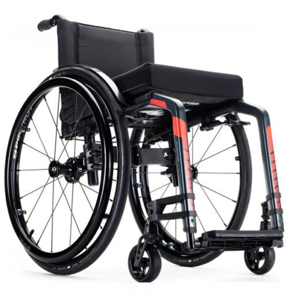 Cadeira de rodas ativa Kuschall Champion 2.0