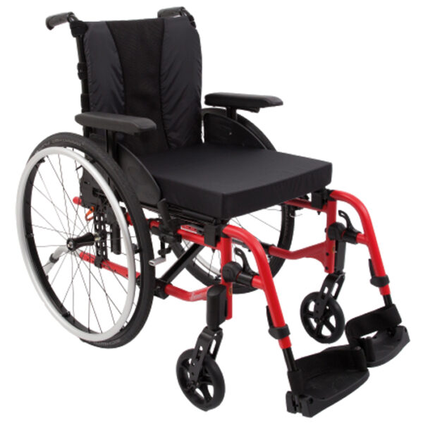 Cadeira de rodas manual Action3 NG Light Invacare